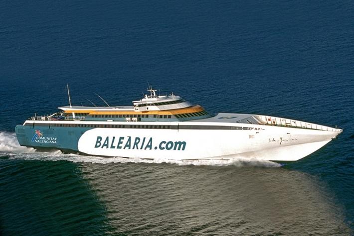 Valencia To Balearic Islands Ferry