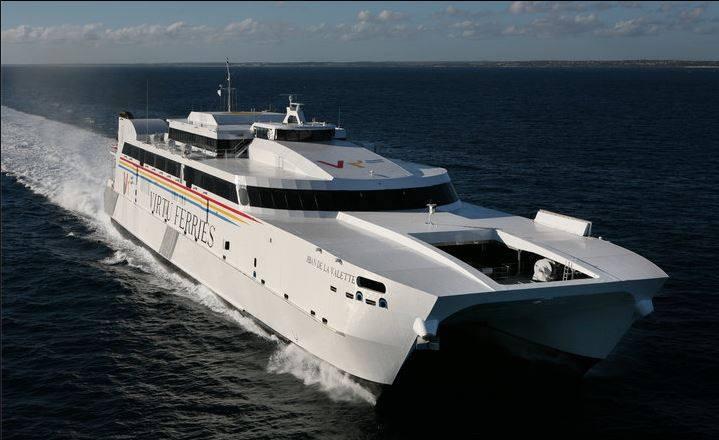 Virtu Ferries - Ferry to Valletta, Pozzallo and Catania - Malta